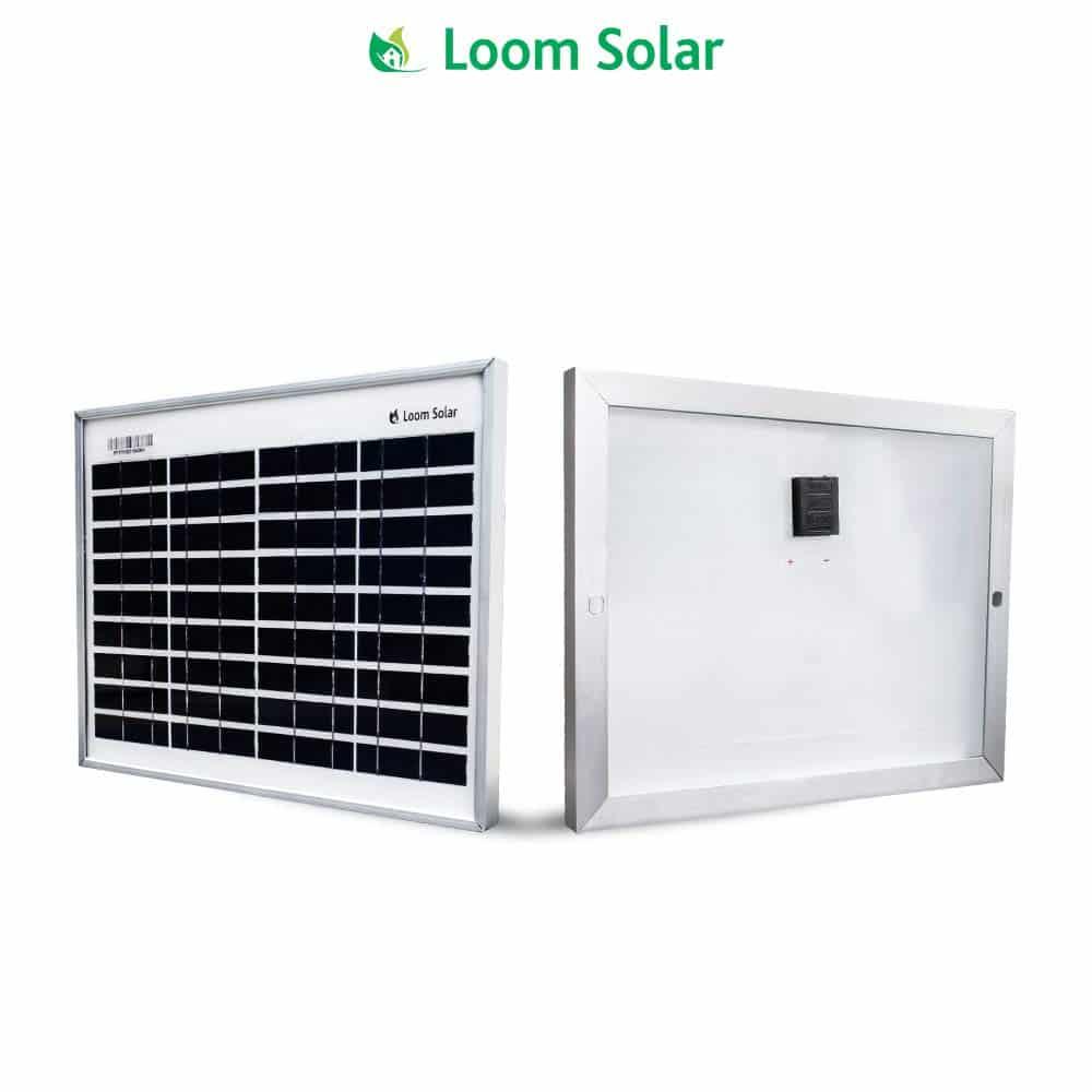 Loom Solar Panel 10 Watt