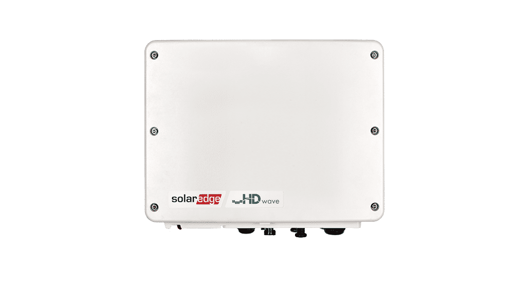 single phase inverter with HD-wave technology is decribed in this SolarEdge review