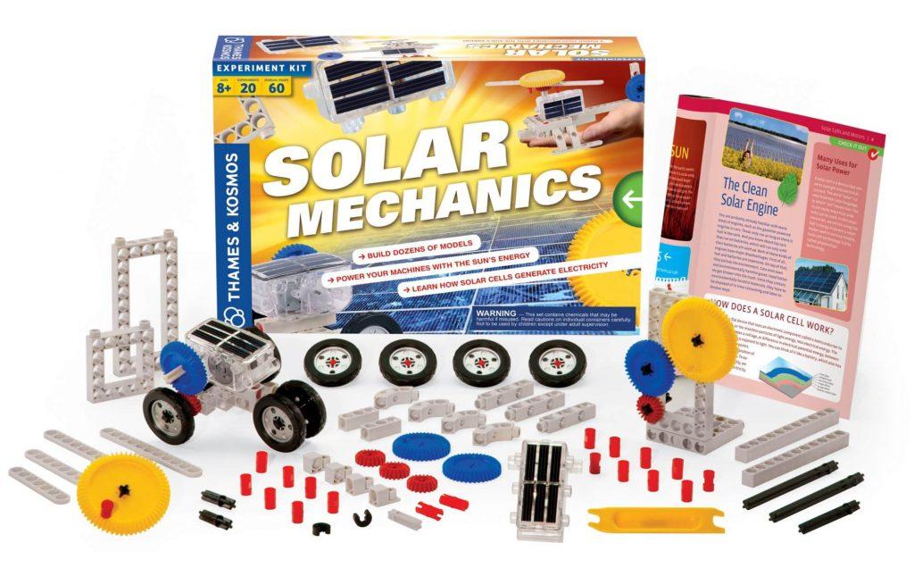 Solar Mechanics Kit - Thames & Kosmos