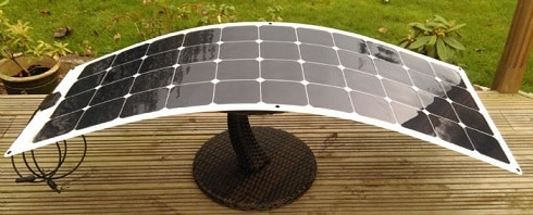 Flexible Solar Panel Picture