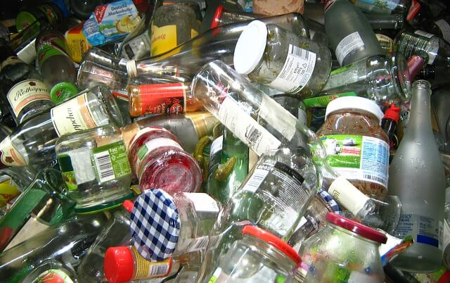 pros and cons of recycling glass