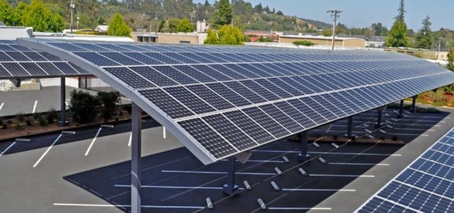 What is a Solar Carport: How They Work And What is the Cost?