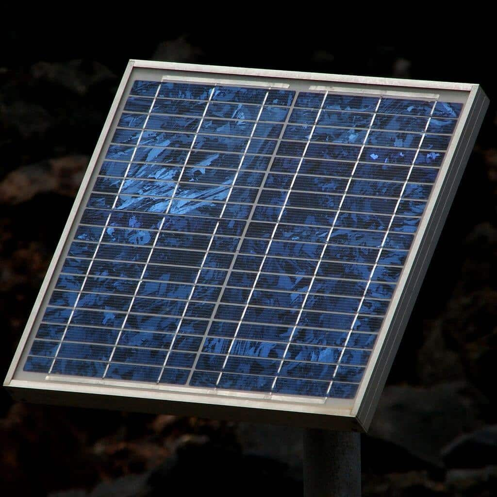 Polycrystalline Silicon Solar