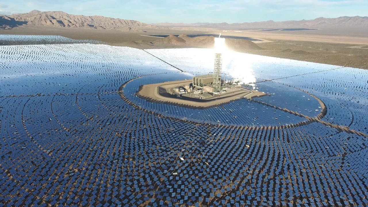 Ivanpah Solar (Renewable energy project) Electric Generating System