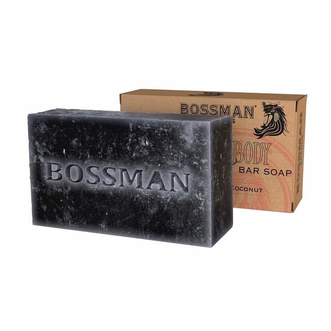 Bossman Bar Body Soap