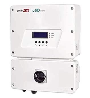 Inverter and EV Charging - SolarEdge
