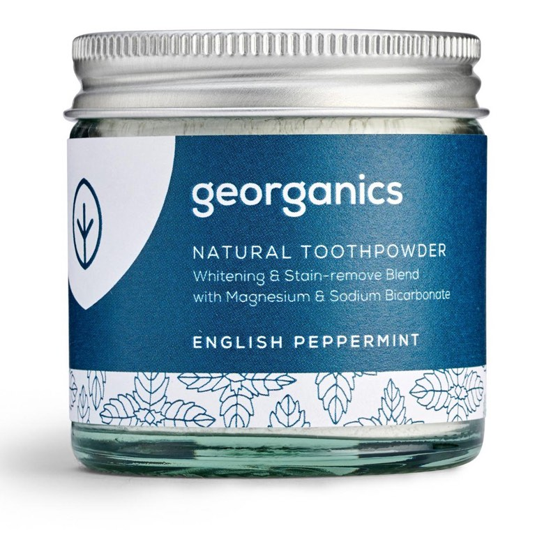 Georganics Natural Tooth Powder