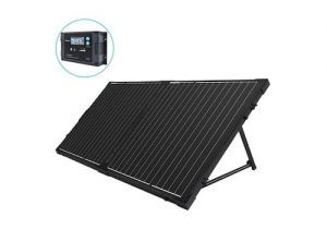 Renogy 100 Watt 12 Volt Foldable Solar Suitcase With Voyager