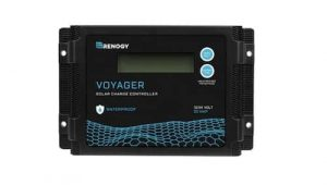 Renogy Voyager 20A PWM Waterproof Solar Charge Controller