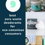 zero waste deodorants