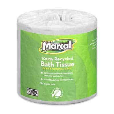 Marcal 100% Recycled Bath Tissue