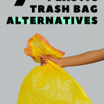 Alternatives to Plastic Trash Bags