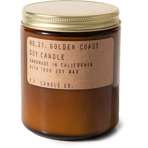 P.F. Candle Co. Golden Coast Soy Candle