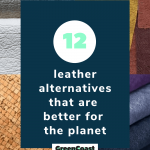 sustainable leather alternatives