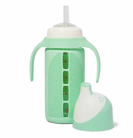 Tabor Place Glass Sippy Cup