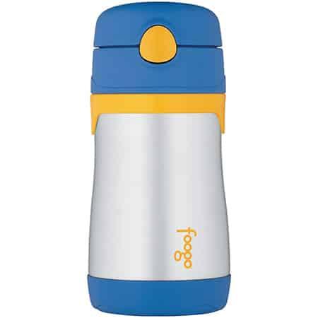 Thermos Foogo Leak-Proof Straw Bottle