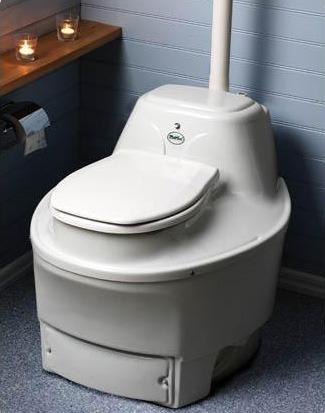 BioLet Composting Toilet 65