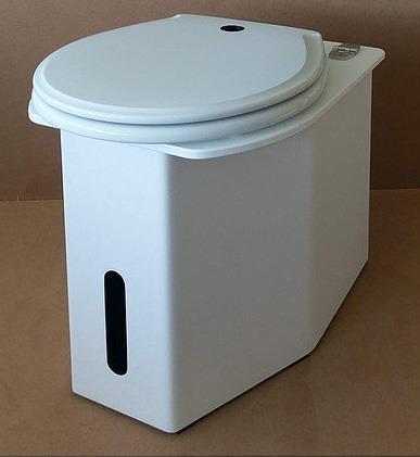 C-Head Basic Composting Toilet