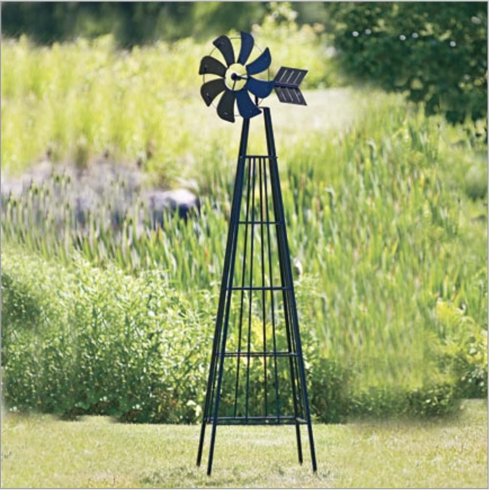 Panacea Windmill Obelisk