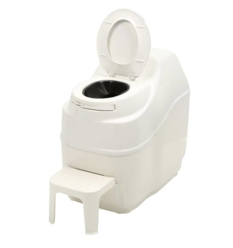 Sun-Mar Excel Electric Waterless Composting Toilet