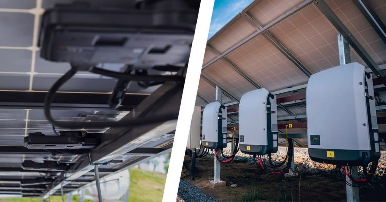 Microinverters vs. String Inverters With or Without Power Optimizers: 13 Factors to Consider