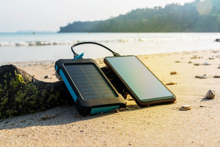 The Best Solar Phone Chargers for 2021