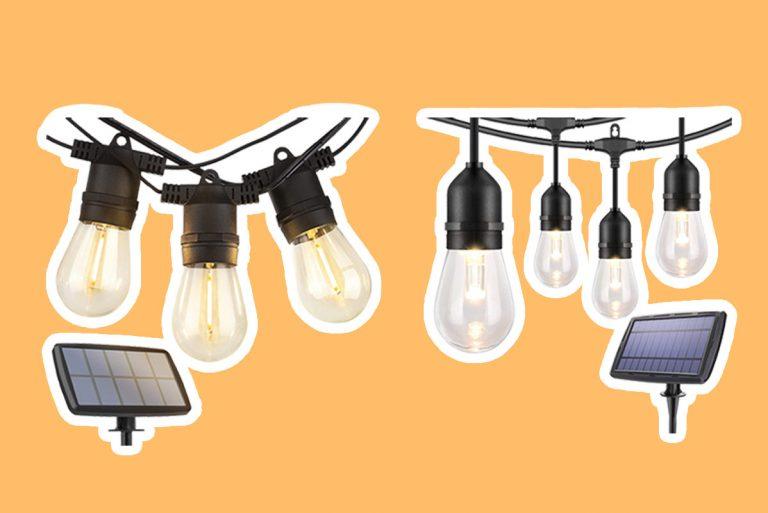 Best Hanging Solar Lights for 2021