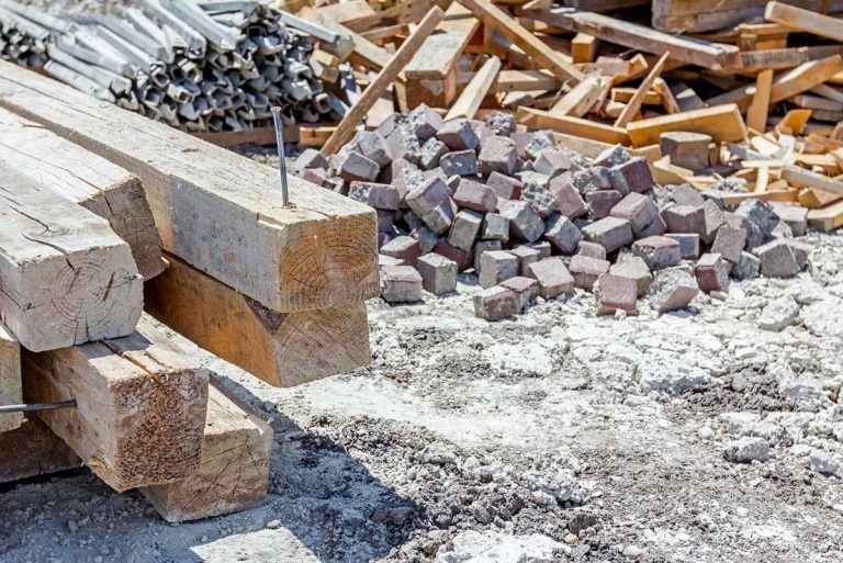 The Definitive Guide to Recycled Building Materials