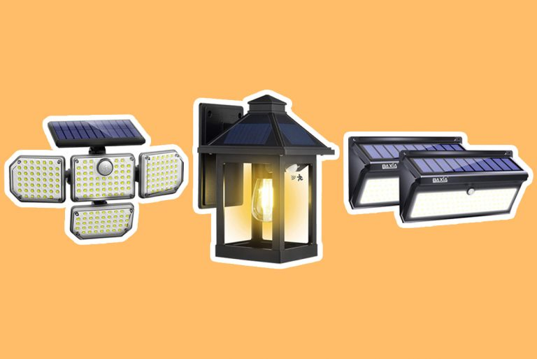 Best Solar Motion Lights for Eco-Friendly Outdoor Security